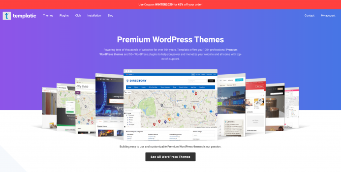 100-Premium-WordPress-Themes-2020-s-Best-WordPress-Templates