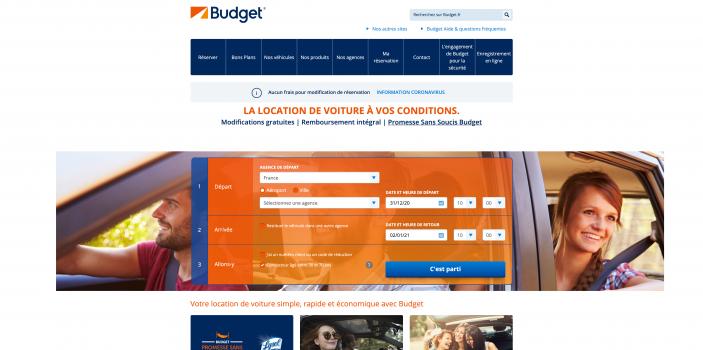 Accueil-Location-voiture-Budget
