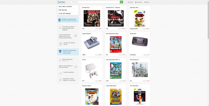 Achat-vente-sécurisé-jeux-vidéo-consoles-dvd-blu-ray-livres-bd-2xmoinscher-com