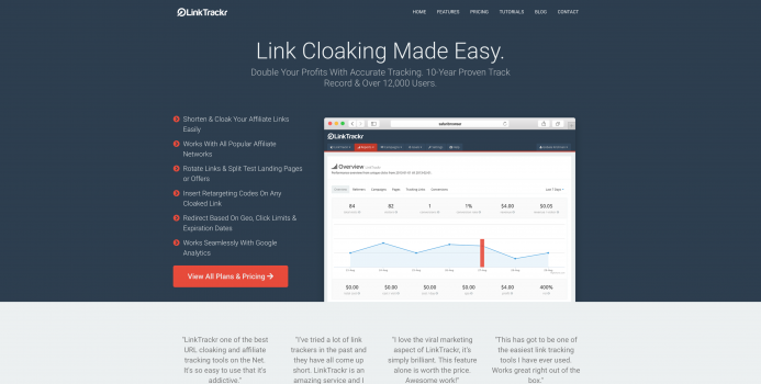 Ad-Tracking-Link-Tracking-PPC-Tracking-by-LinkTrackr-LinkTrackr