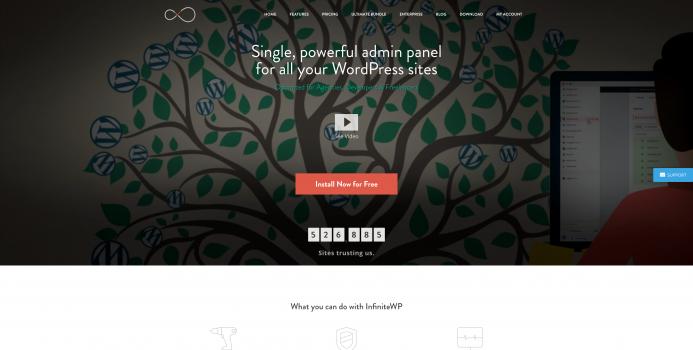InfiniteWP-Multiple-WordPress-site-management-solution