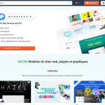 Modèles-Web-Modèles-HTML5-Graphismes