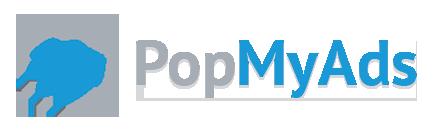 PopMyAds Logo